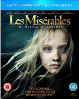 Les Miserables Movie 2012 (Blu-ray / Digital Copy / Ultra Violet Copy - Region 2: UK & Europe)